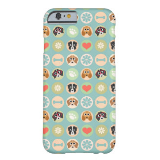 Dog Love Barely There iPhone 6 Case