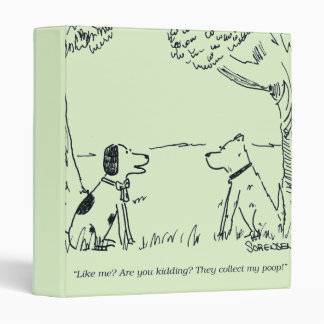 Dog Love Binder