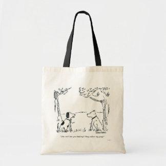 Dog Love Budget Tote Bag