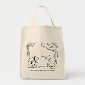 Dog Love Canvas Bags