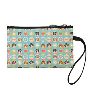 Dog Love Coin Wallet