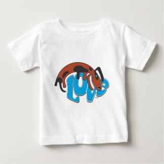 Dog Love Collection Baby T-Shirt