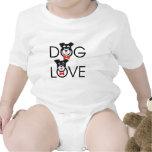 Dog Love Trajes De Bebé