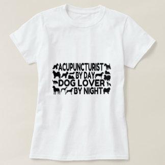 Dog Lover Acupuncturist T-Shirt