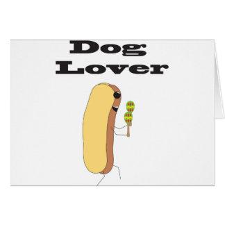 Dog Lover Card