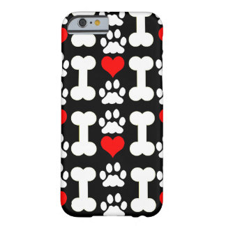 dog lover barely there iPhone 6 case