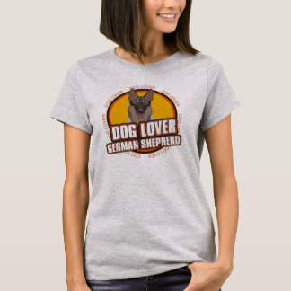 Dog Lover German Shepherd Dog Breeds Gifts T-Shirt