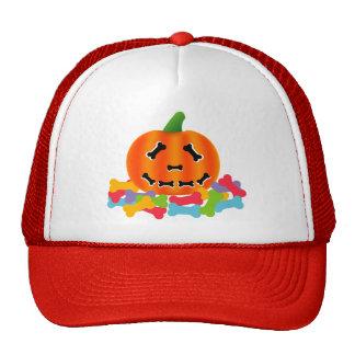 Dog Lover – Halloween Pumpkin Trucker Hat