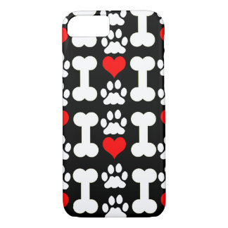 dog lover iPhone 8/7 case