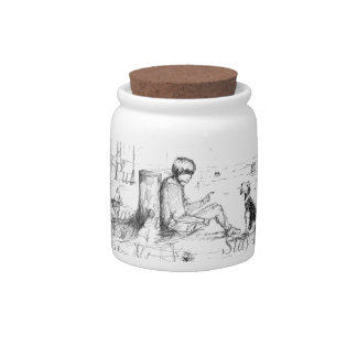 Dog Lover Items Candy Jars