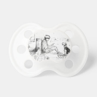 Dog Lover Items Pacifier