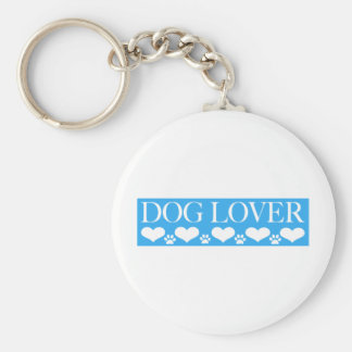 Dog Lover Key Chain