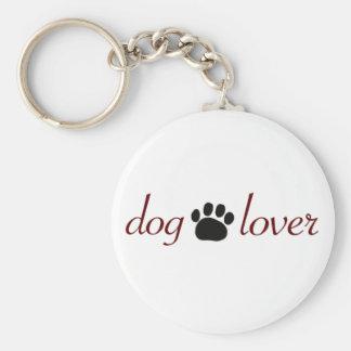 Dog Lover Keychain