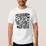 Dog Lover Nuclear Engineer Shirts