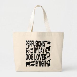 Dog Lover Perfusionist Tote Bag