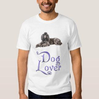Dog lover-poodle shirt