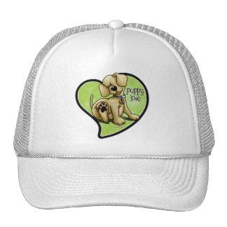 Dog Lover - Puppy Love Trucker Hat