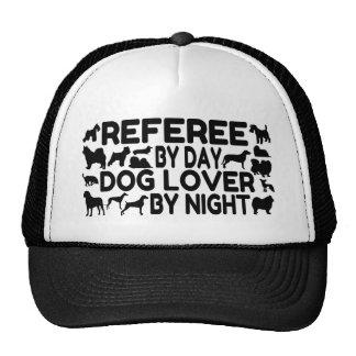 Dog Lover Referee Trucker Hat