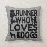 Dog Lover Runner Pillows