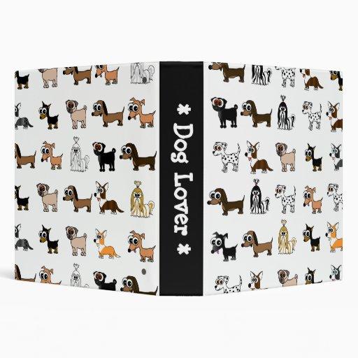 Dog Lover School / Photo Binder - Customizable!