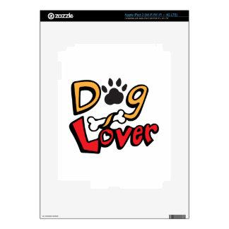 Dog Lover Skin For iPad 3