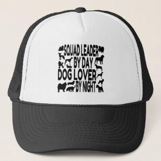Dog Lover Squad Leader Trucker Hat