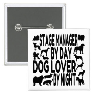Dog Lover Stage Manager Buttons