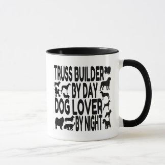 Dog Lover Truss Builder Mug