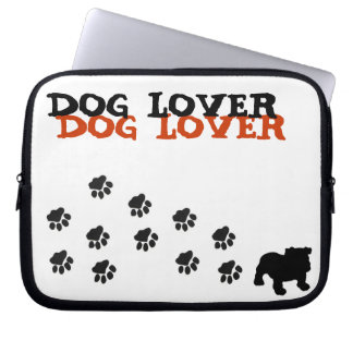 Dog Lovers Laptop Bag Laptop Sleeve