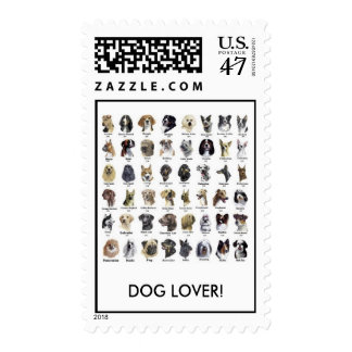 DOG LOVERS POSTAGE