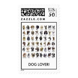 DOG LOVERS POSTAGE