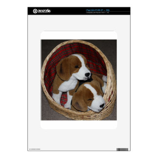 Dog Lovers - Soft Toy Decal For The iPad
