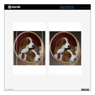 Dog Lovers - Soft Toy Decals For Kindle Fire