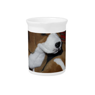 Dog Lovers - Soft Toy Drink Pitcher