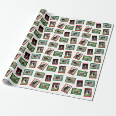 Dog Lovers Wrapping Paper
