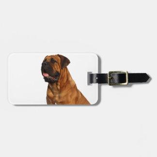 Dog Luggage Tag