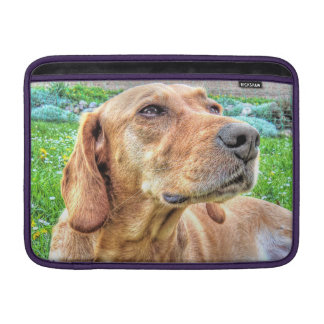 dog MacBook air sleeve