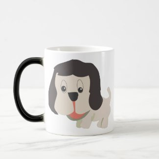 Dog Magic Mug