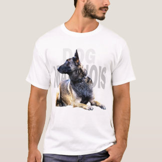 dog malinois clouded T-Shirt