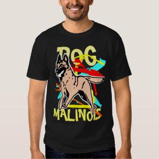 dog malinois shirt