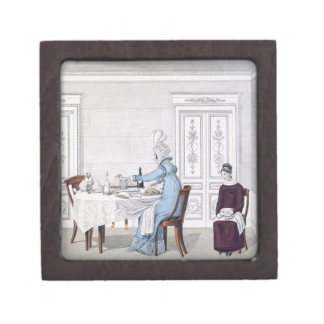 Dog Mania, plate 106 from 'Le Bon Genre, 1818 (col Gift Box