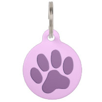 Dog mark *_* cat mark pet ID tag