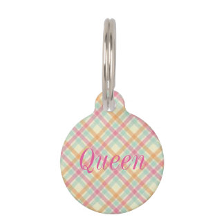 Dog mark for small dogs pet tag