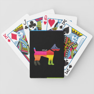 DOG MAYA AZTEC DRCHOS.COM 12 CUSTOMIZABLE PRODUCTS BICYCLE PLAYING CARDS