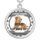 Dog Memorial Forever Remembered Custom Jewelry