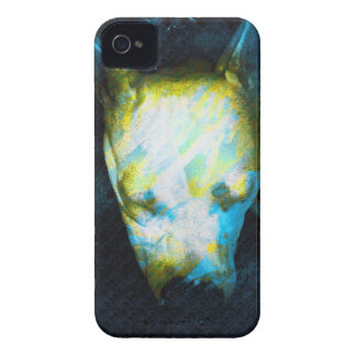 Dog minded Love-Rescue dog Pitbull puppy Case-Mate iPhone 4 Case