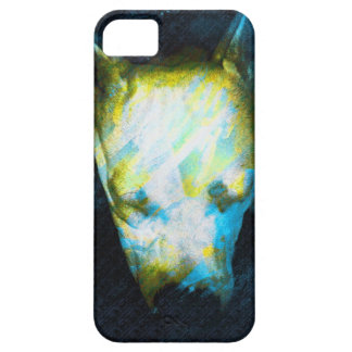Dog minded Love-Rescue dog Pitbull puppy iPhone 5 Cover