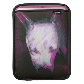 Dog minded Love-Rescue dog Pitbull puppy MacBook Sleeves