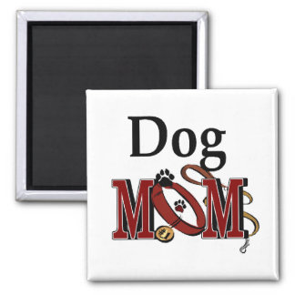Dog Mom Apparel and Gifts Magnet