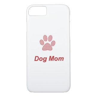 Dog Mom iPhone 7 Case